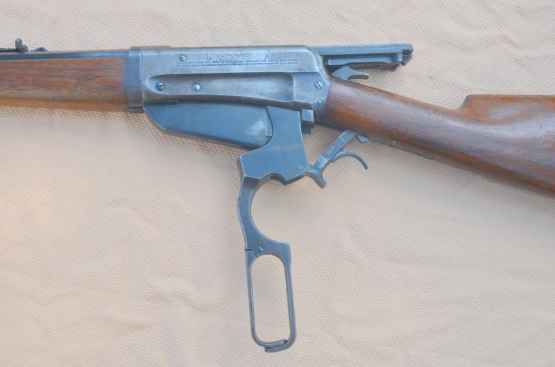 Winchester 1895 405 WCF take down Dsc_0017