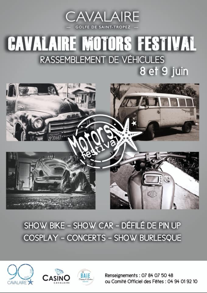 1 er Cavalaire motors festival 08 et 09 Juin 2019 Cavala10