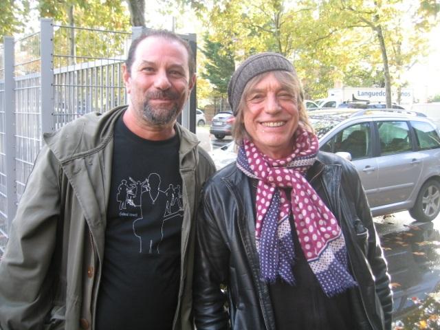 Rock Francais Trust et Telephone Jlamir11