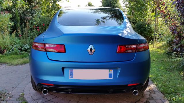 [Momofisher] Laguna III coupé GT 2.0 dCi 180 Bleu mat - Page 4 20140815