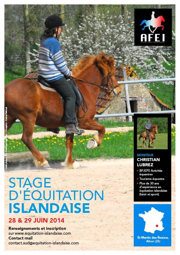 Inédit ! Stage d'Equitation Islandaise - 28 et 29 Juin 2014-011