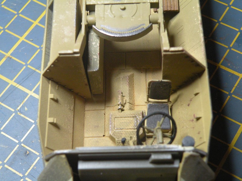 sdkfz - Sdkfz 251/22 Dscn9819