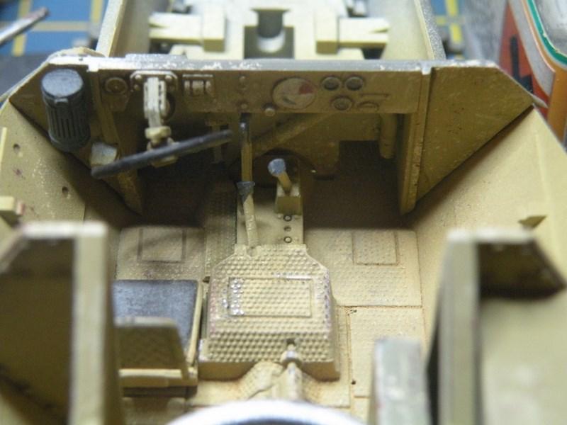 sdkfz - Sdkfz 251/22 Dscn9821