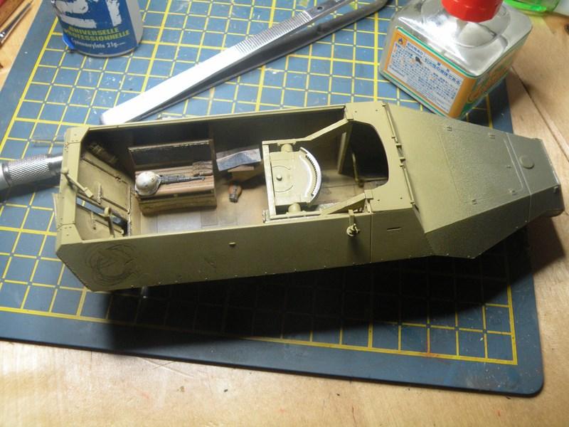 Sdkfz 251/22 version Pak 40 Dscn9912