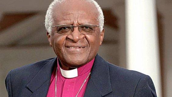 L'archevêque émérite sud-africain Desmond Tutu appelle à un boycott mondial d'Israël Desmon11