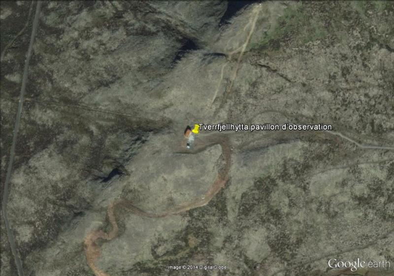 Tverrfjellhytta-Norvège, un pavillon d'observation de la nature Pavill10