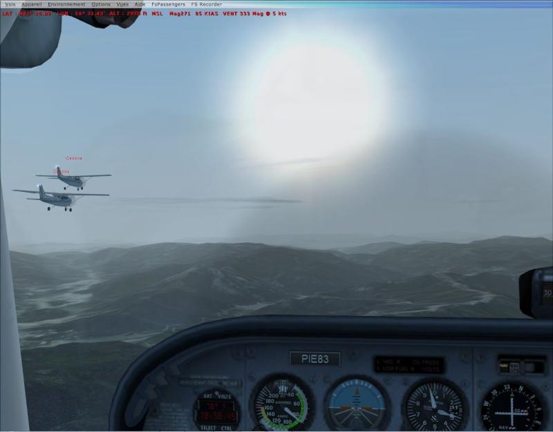 La patrouille en folie version Cessna 1_410