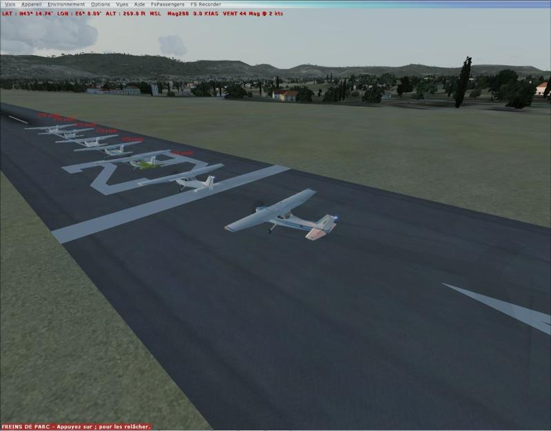 La patrouille en folie version Cessna 1_710