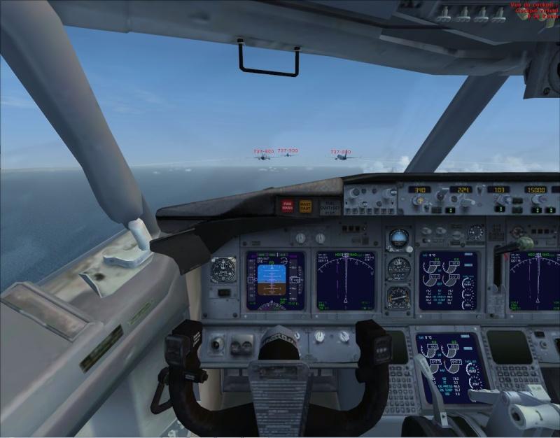 Compte rendu de ce vol patrouille en linear super vol du 23 10 2014 en 737 2014-115