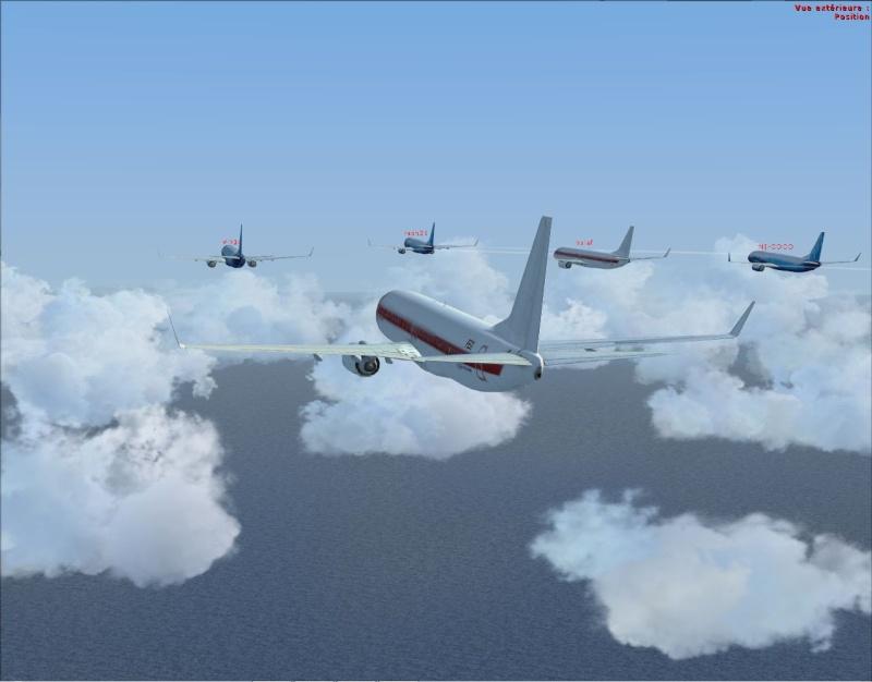 Compte rendu de ce vol patrouille en linear super vol du 23 10 2014 en 737 2014-116