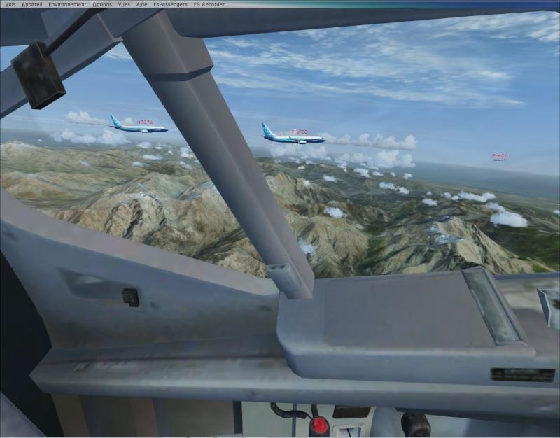 Compte rendu de ce vol patrouille en linear super vol du 23 10 2014 en 737 2014-120