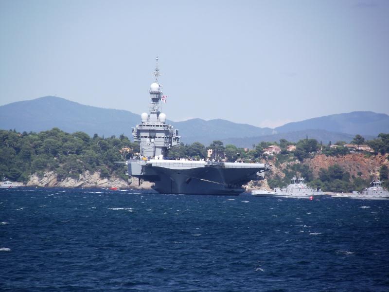 70 anniversaire 2014 du débarquement en provence de la base aéronavale de saint mandrier  Dscf2516