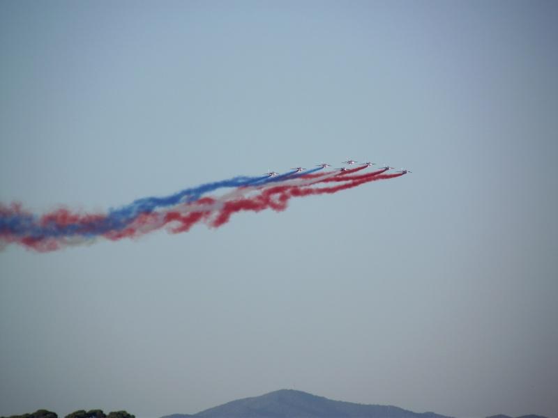 70 anniversaire 2014 du débarquement en provence de la base aéronavale de saint mandrier  Dscf2611