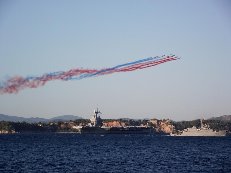 70 anniversaire 2014 du débarquement en provence de la base aéronavale de saint mandrier  Dscf2612