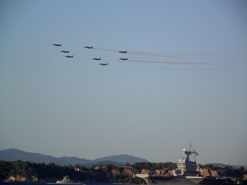 70 anniversaire 2014 du débarquement en provence de la base aéronavale de saint mandrier  Dscf2613