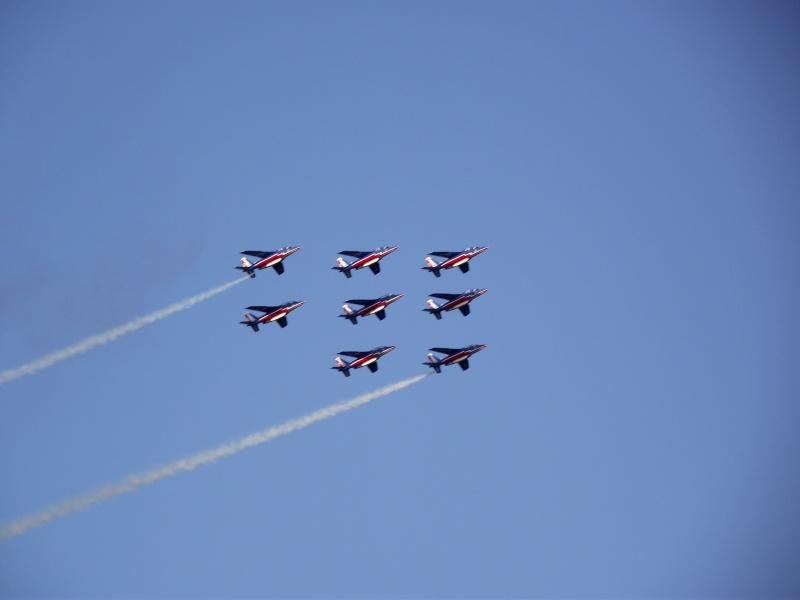 70 anniversaire 2014 du débarquement en provence de la base aéronavale de saint mandrier  Dscf2615