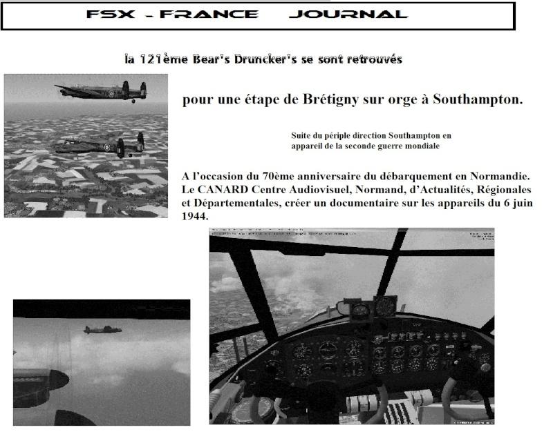 Compte rendu D-Day étape 3  Journa10
