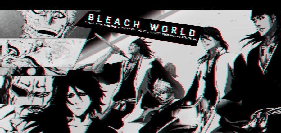 Bleach world Banbw12