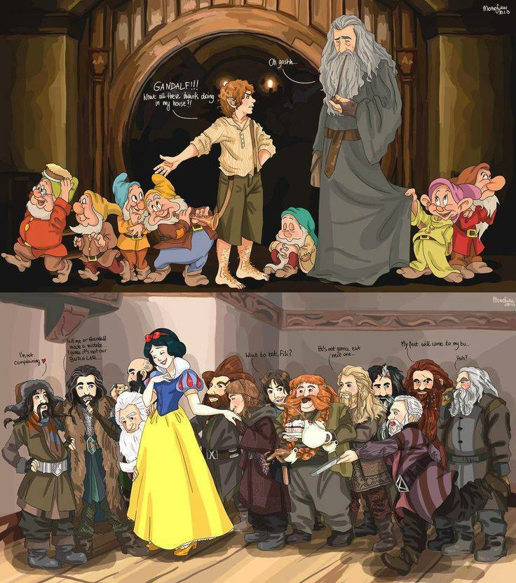 Parodie du Hobbit 10487410