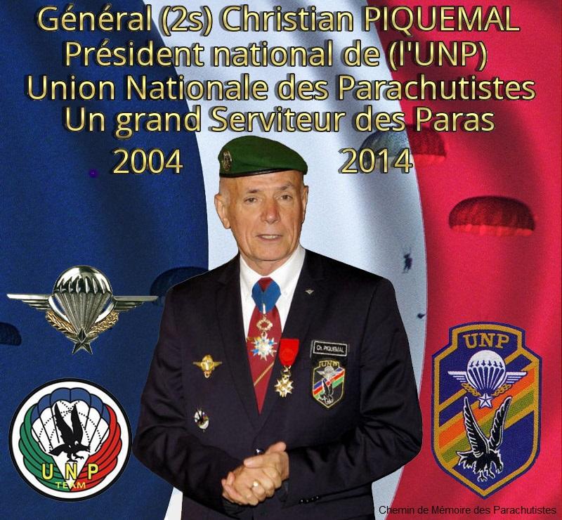Au nom de tous nos camarades, merci mon général - Christian Piquemal Président  UNP 2004-2014 2_a_g_10