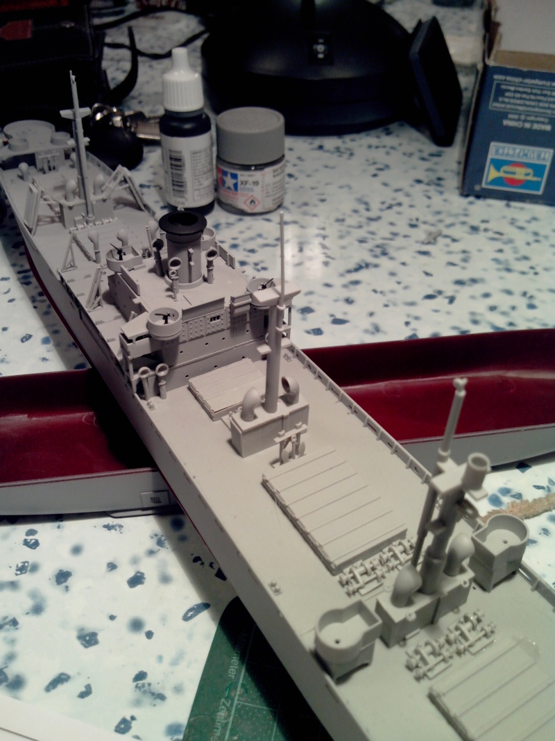 """Le LIBERTY SHIP s.s   """" Trumpeter 1/350 """" 2014-014"""