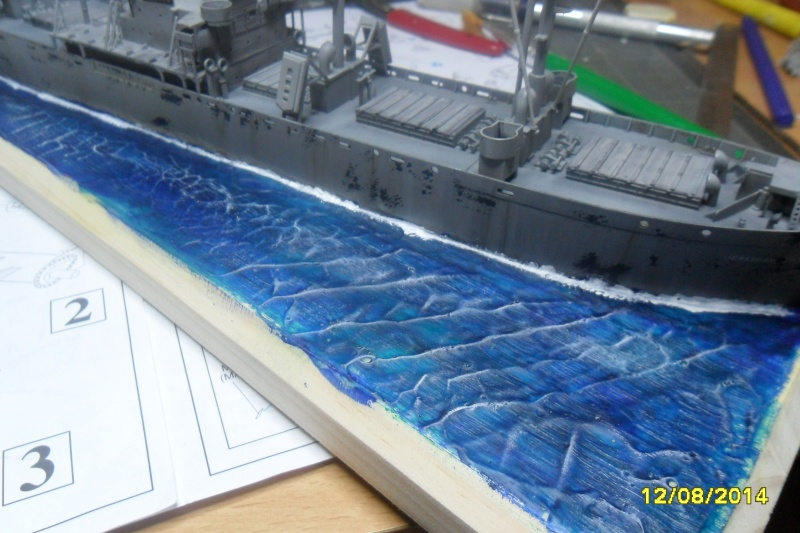"""Le LIBERTY SHIP s.s   """" Trumpeter 1/350 """" 2014-026"""