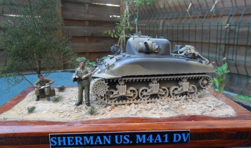 """SHERMAN M4A1 DV   """"DRAGON"""" 2014-160"""
