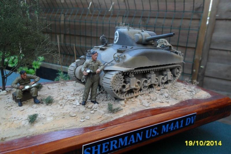 """SHERMAN M4A1 DV   """"DRAGON"""" 2014-161"""