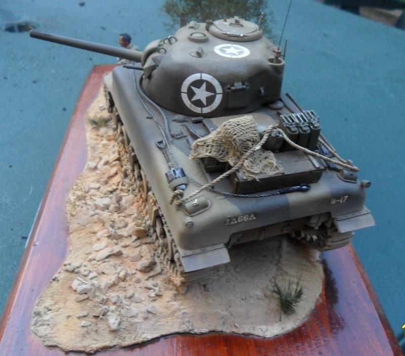 """SHERMAN M4A1 DV   """"DRAGON"""" 2014-162"""