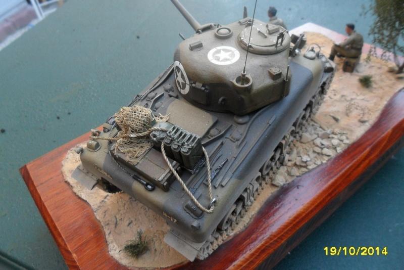 """SHERMAN M4A1 DV   """"DRAGON"""" 2014-165"""
