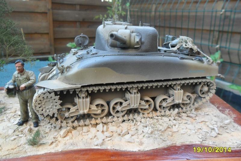 """SHERMAN M4A1 DV   """"DRAGON"""" 2014-166"""
