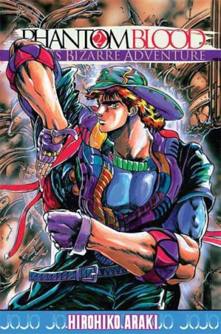 Phantom Blood (JBA part 1) - Hirohiko Araki - Page 2 10622910
