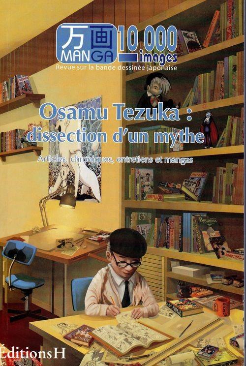 Osamu Tezuka Dissection d'un mythe Couv_111