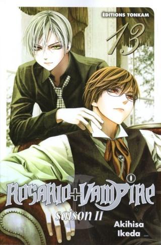 Rosario + Vampire ~ Akihisa Ikeda - Page 2 Couv_217