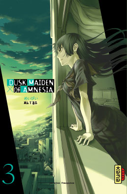 Dusk Maiden of Amnesia Dusk-m13