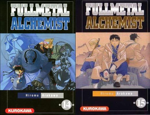 FullMetal Alchemist - Page 6 Image11
