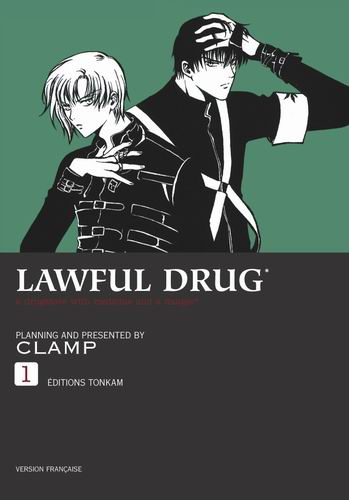 Lawful Drug - Tome 1 Lawful10