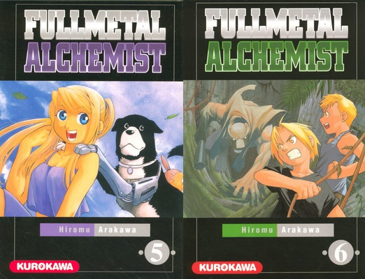 FullMetal Alchemist - Page 6 Livre-10