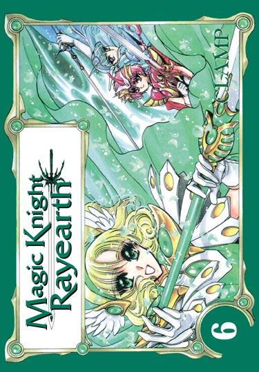 Le tome 6 Magic-13