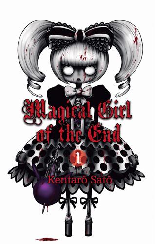 Magical Girl of the end - Satô Kentarô Magica11