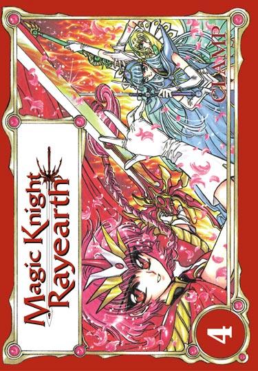 Le tome 4 Magick11