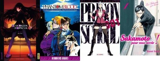 Vos acquisitions Manga/Animes/Goodies du mois (aout) - Page 2 Nouvea10