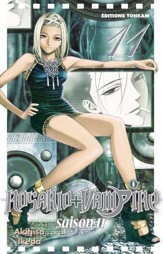Rosario + Vampire ~ Akihisa Ikeda - Page 2 Rosari10