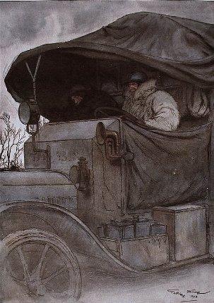 L'automobile dans la guerre Illust10