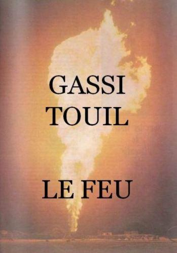 Gassi Touil : Le feu Kb178011