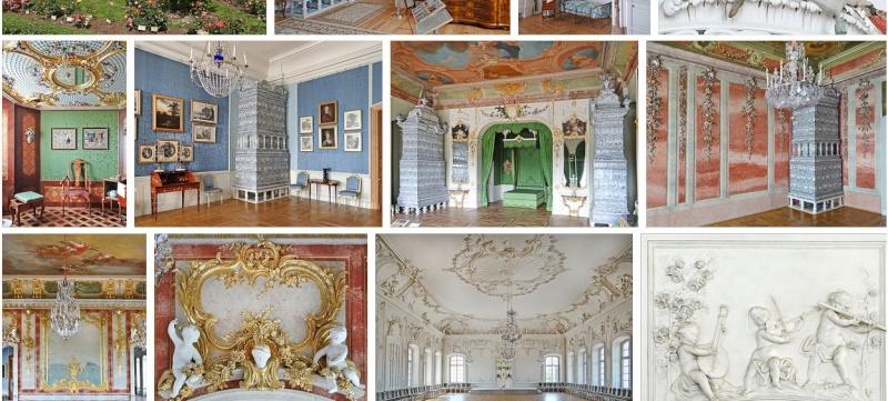 Château de Rundale, Lettonie Captur12