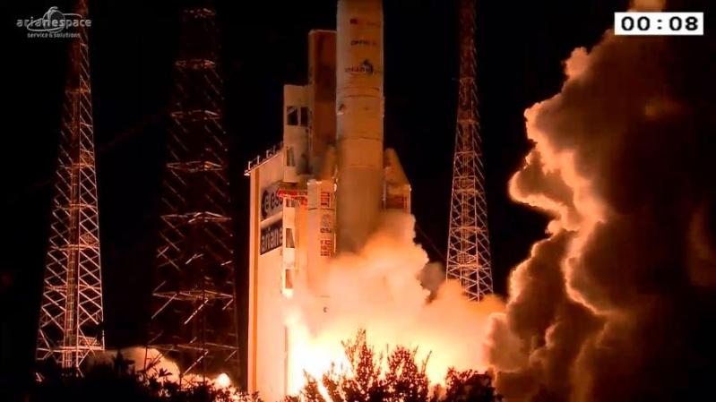 Lancement Ariane 5 ECA VA218 / Measat 3B + Optus 10  - 11 septembre 2014 - Page 5 Ar0911