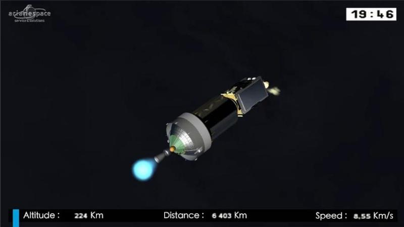 Lancement Ariane 5 ECA VA218 / Measat 3B + Optus 10  - 11 septembre 2014 - Page 5 Ar1210
