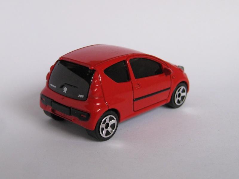 N°205F : Peugeot 107 Peugeo15
