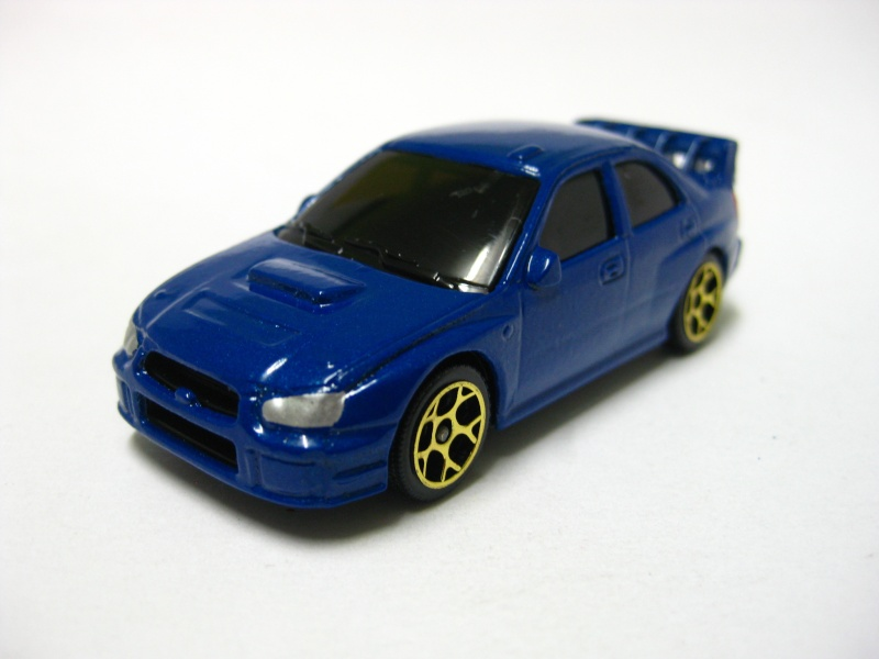 N°275A Subaru Impreza WRC Subaru14